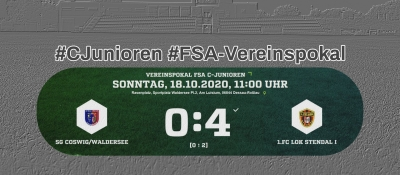 #CJunioren ► FSA-Vereinspokal
