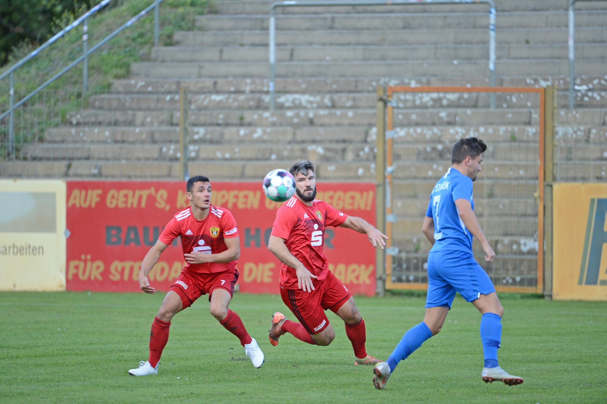 NOFV-Oberliga Nord ► 7. Spieltag - 1. FC Lok Stendal