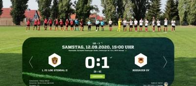 Landesklasse 1 ► 4. Spieltag