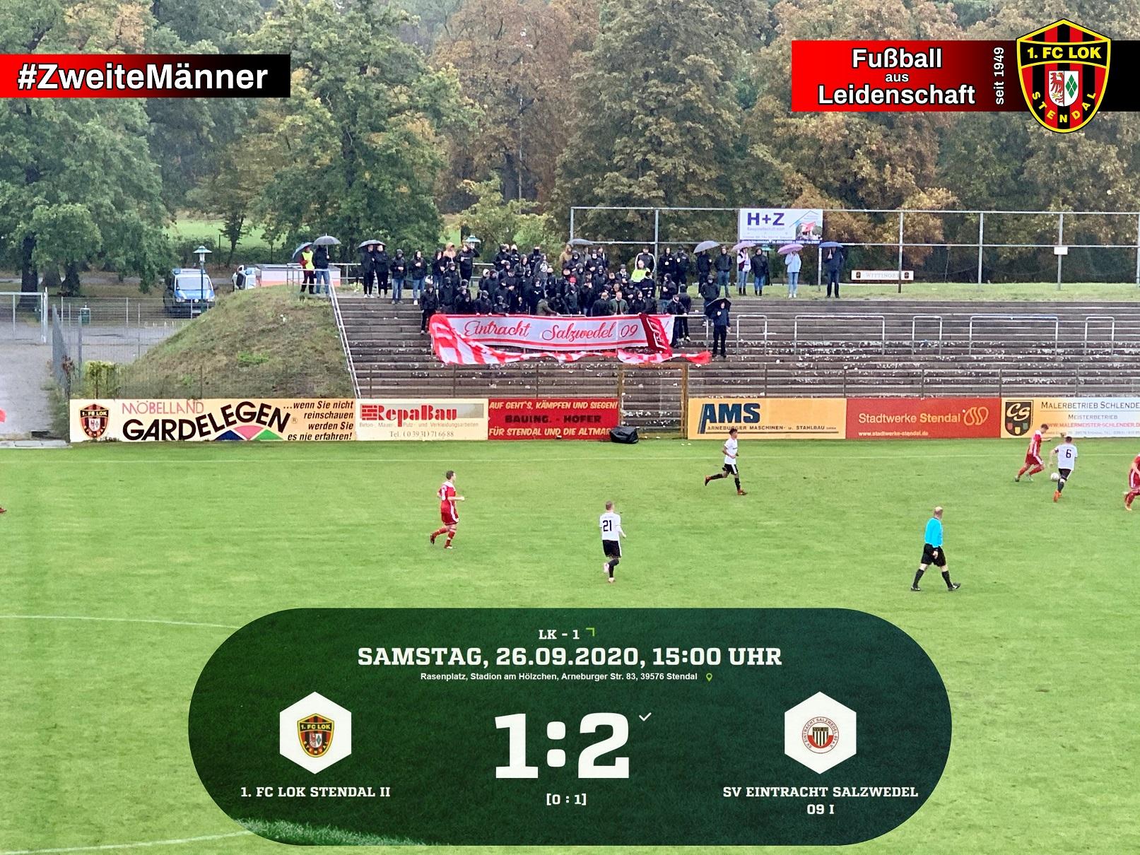 Landesklasse 1 ► 6. Spieltag - 1. FC Lok Stendal