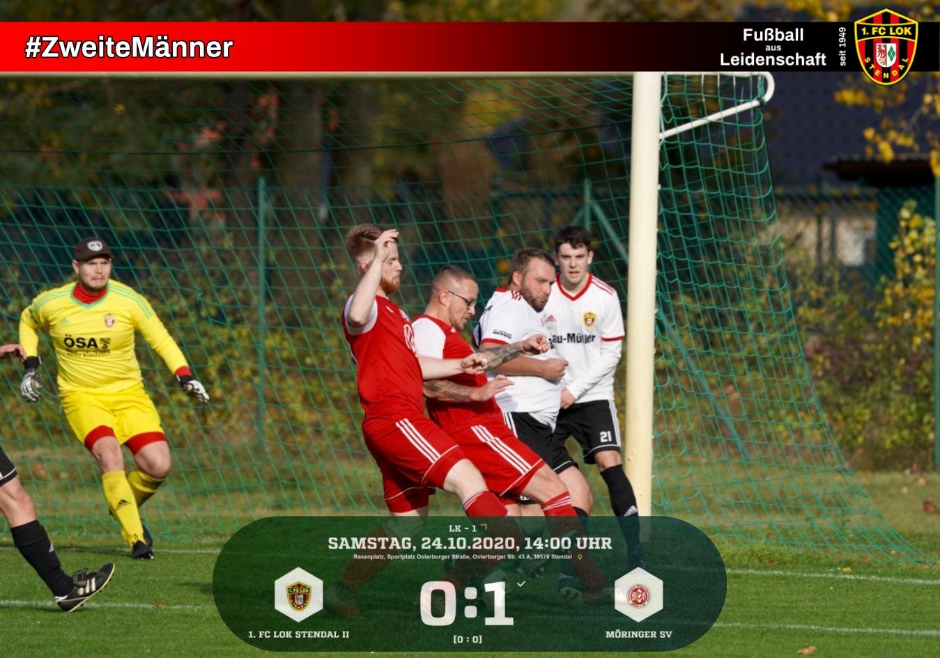 Landesklasse 1 ► 8. Spieltag - 1. FC Lok Stendal