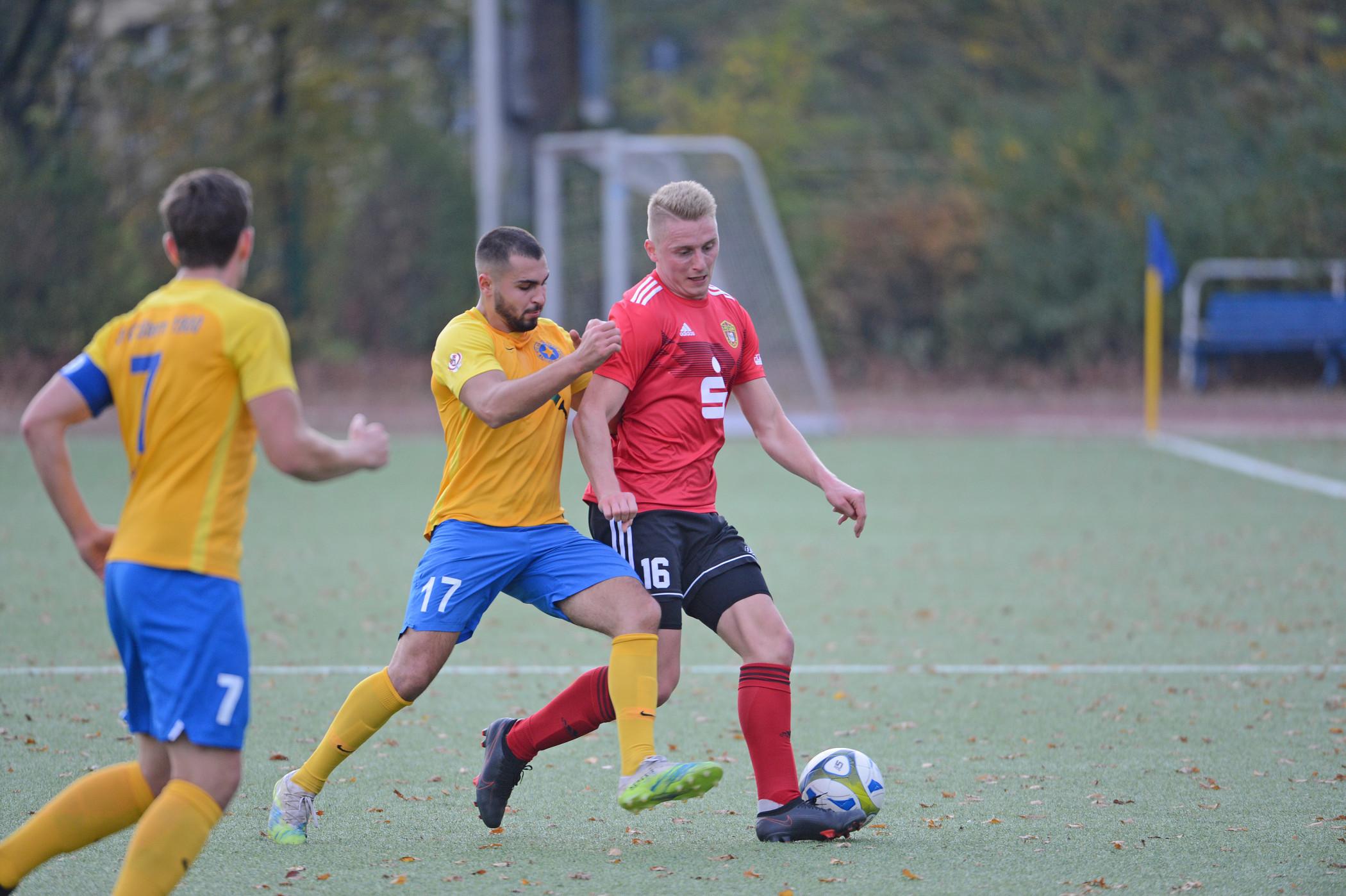 NOFV-Oberliga Nord ► 10. Spieltag - 1. FC Lok Stendal