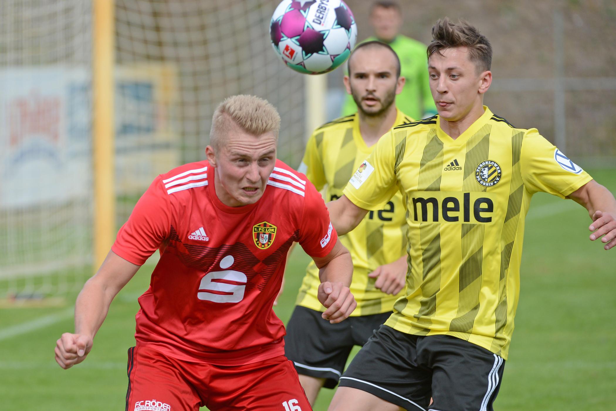 NOFV-Oberliga Nord ► 3. Spieltag - 1. FC Lok Stendal