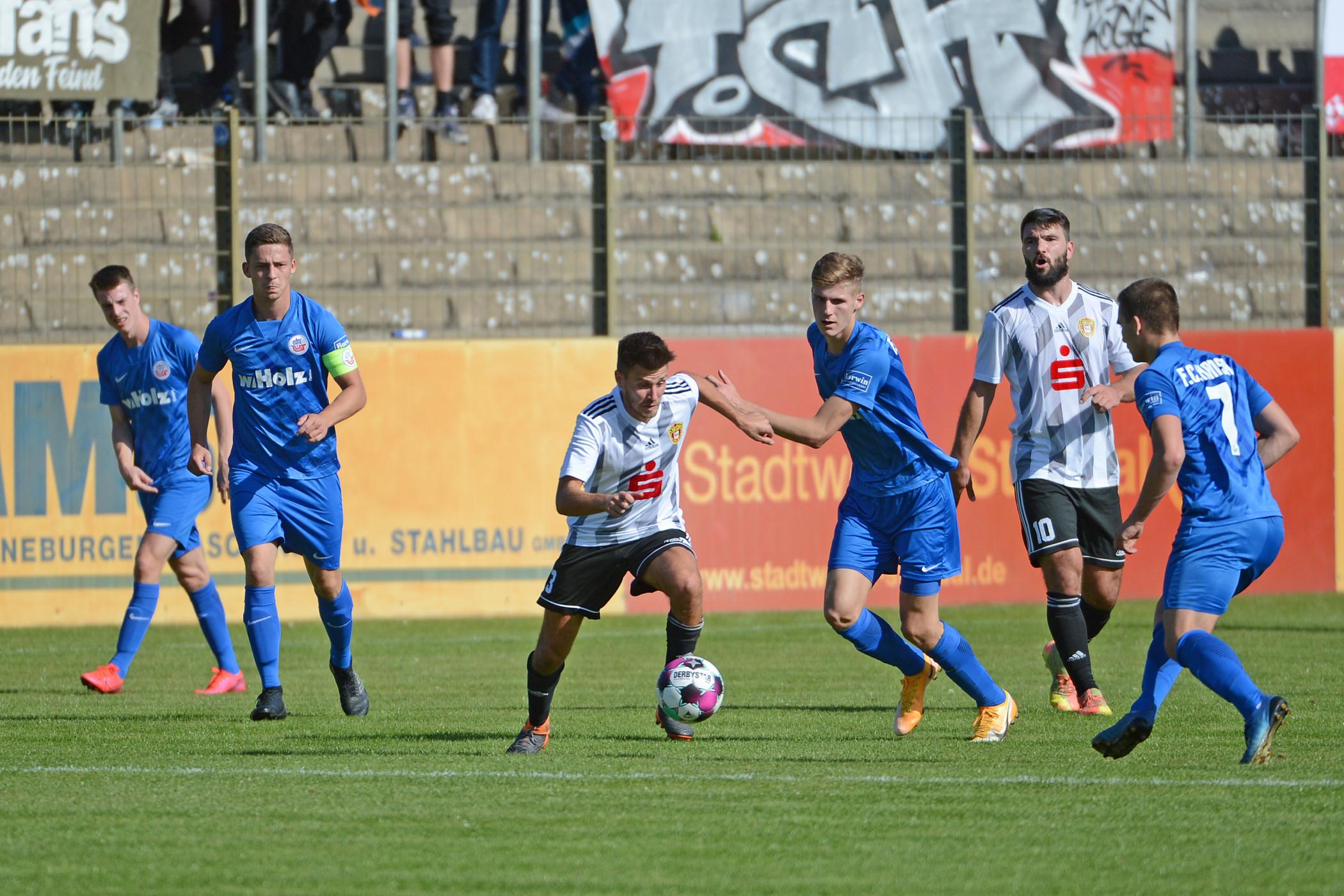NOFV-Oberliga Nord ► 5. Spieltag - 1. FC Lok Stendal