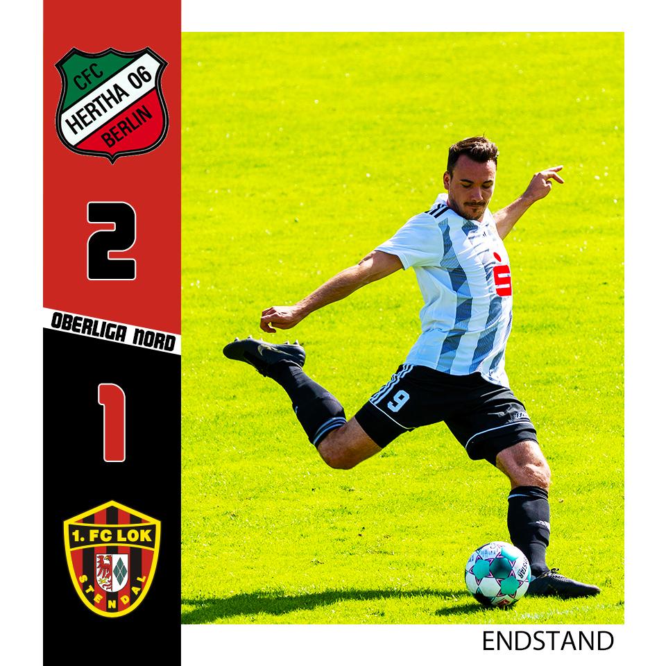 NOFV-Oberliga Nord ► 6. Spieltag - 1. FC Lok Stendal