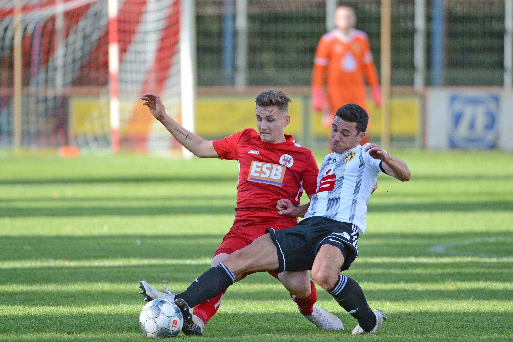 NOFV-Oberliga Nord ► 8. Spieltag - 1. FC Lok Stendal