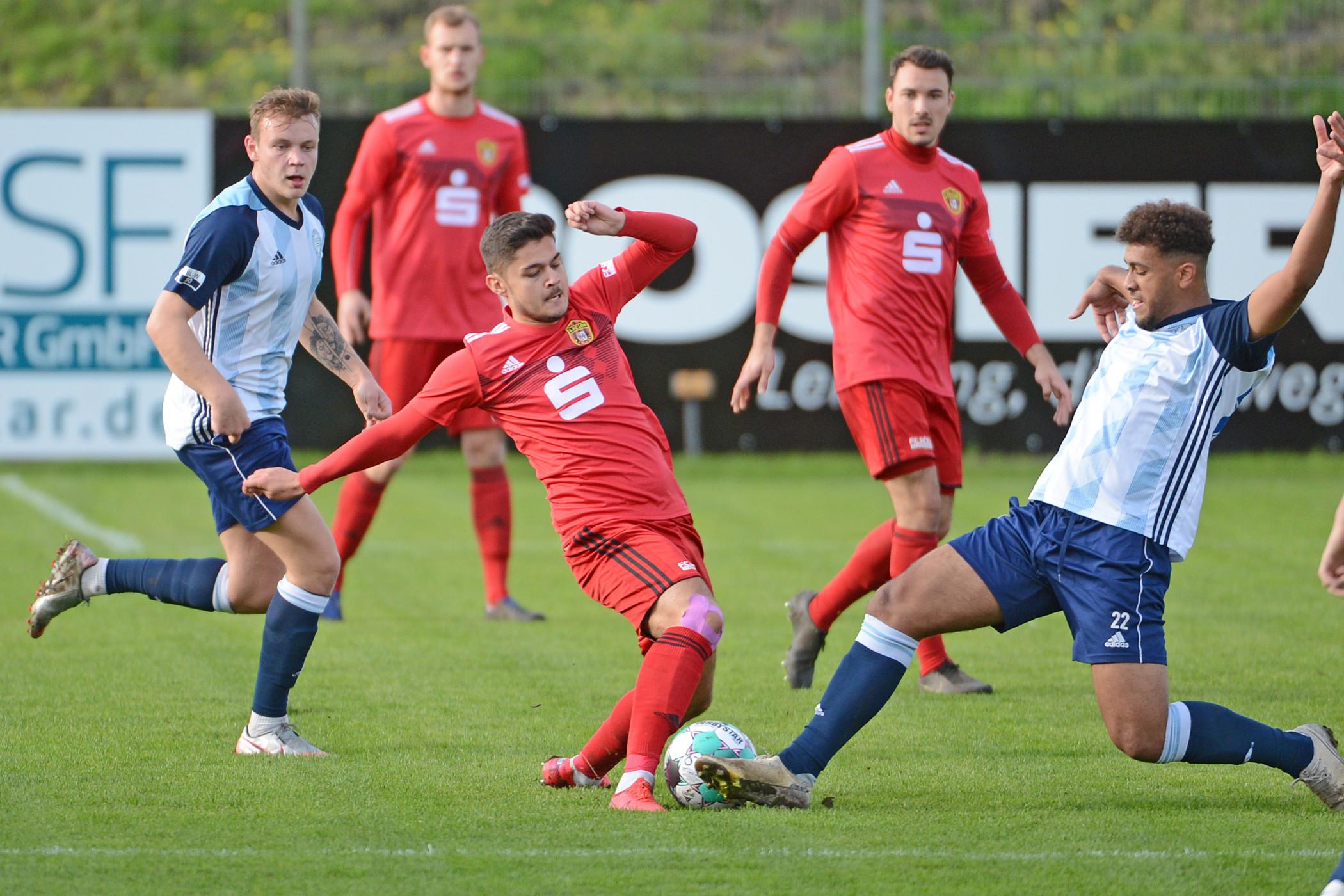 NOFV-Oberliga Nord ► 9. Spieltag - 1. FC Lok Stendal