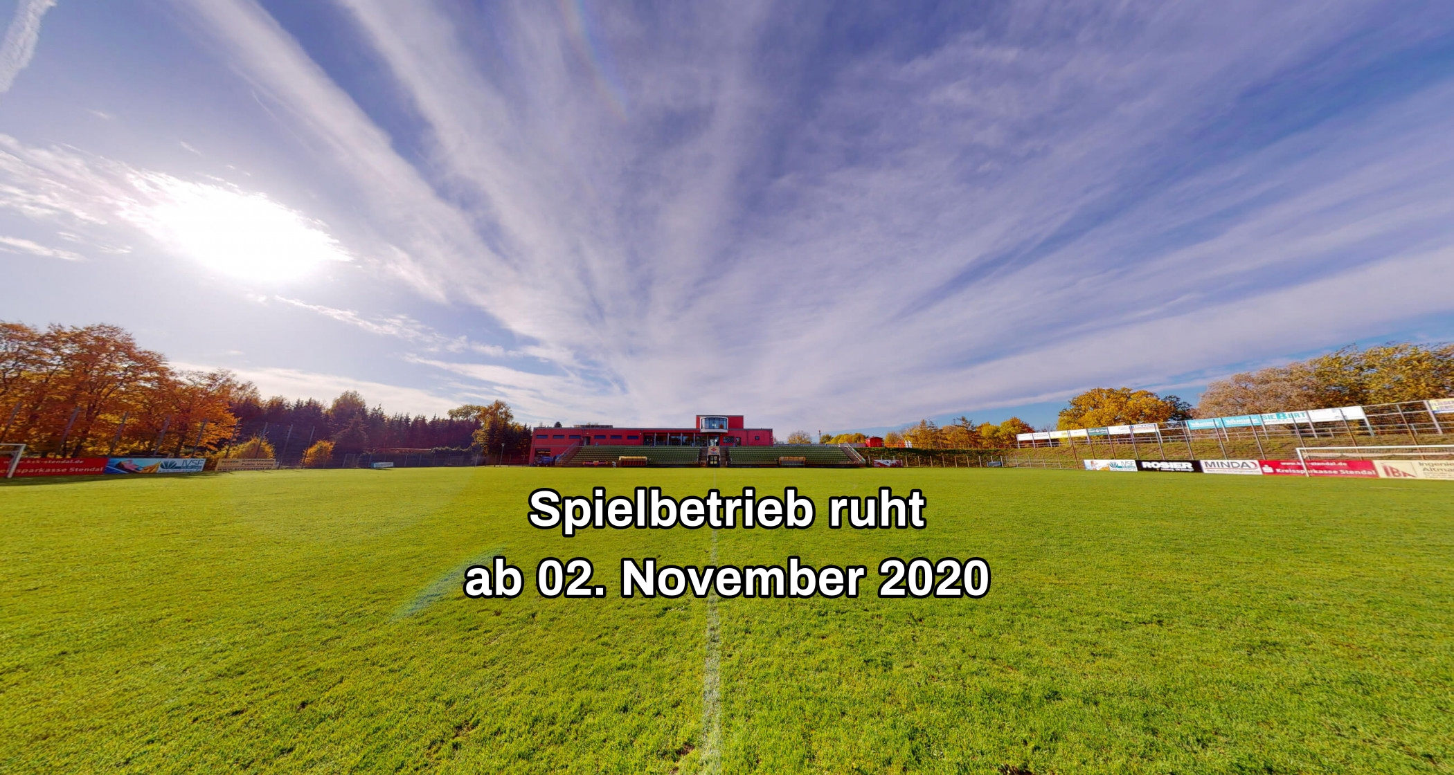 NOFV-Oberliga Nord ► KEIN Spielbetrieb - 1. FC Lok Stendal