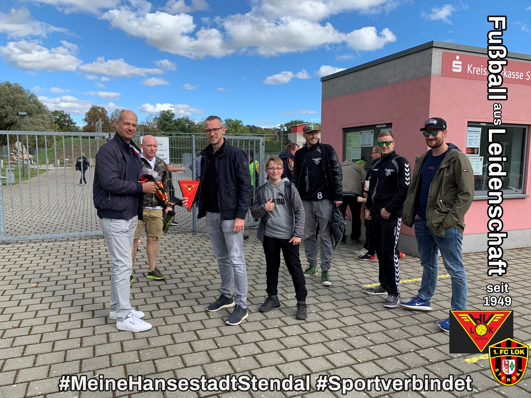 #Sportverbindet 2 - 1. FC Lok Stendal