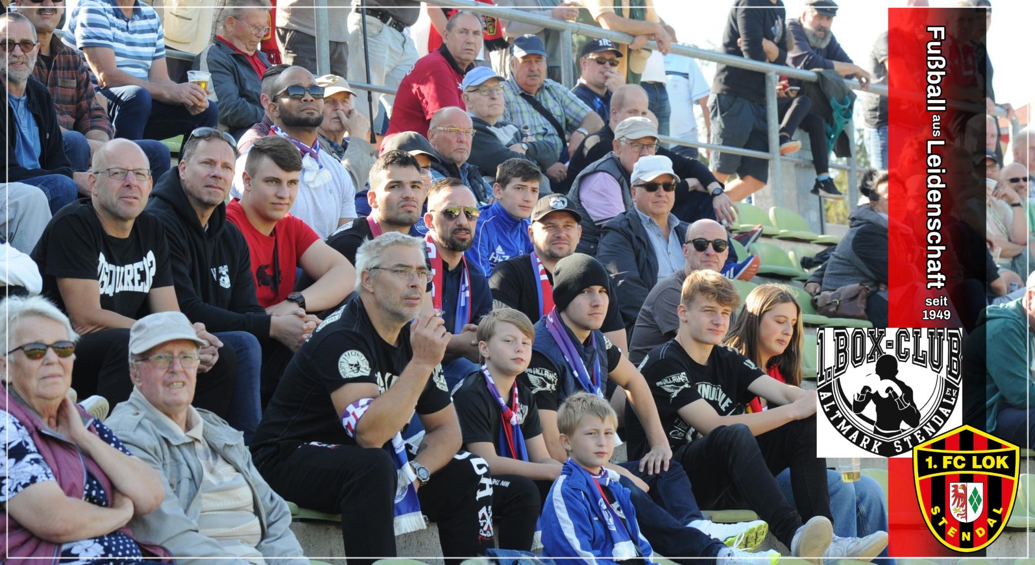 #Sportverbindet - 1. FC Lok Stendal